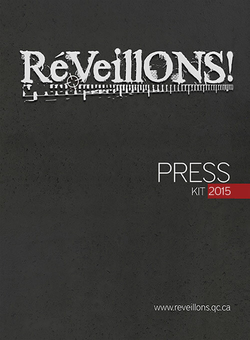 reveillons press kit
